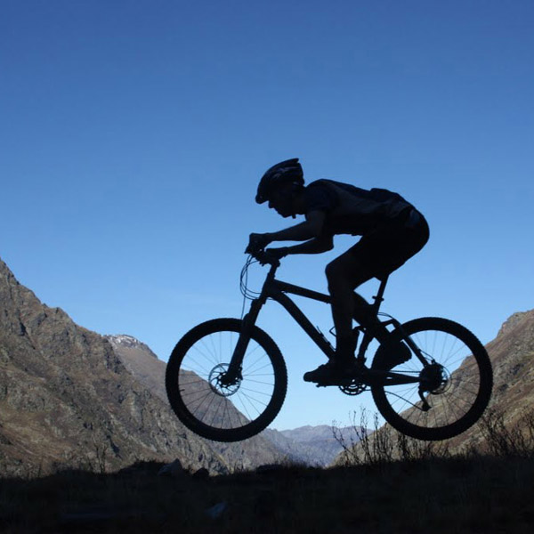 Mountain biking in Ariege