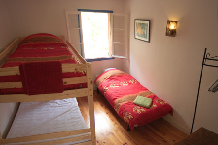 Maison La Montagne bedroom 2